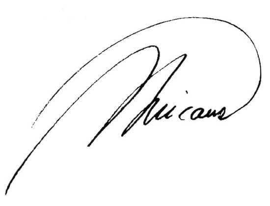 Chữ ký đẹp