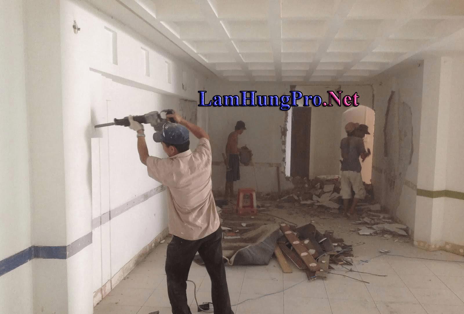 Báo giá sửa chữa nhà