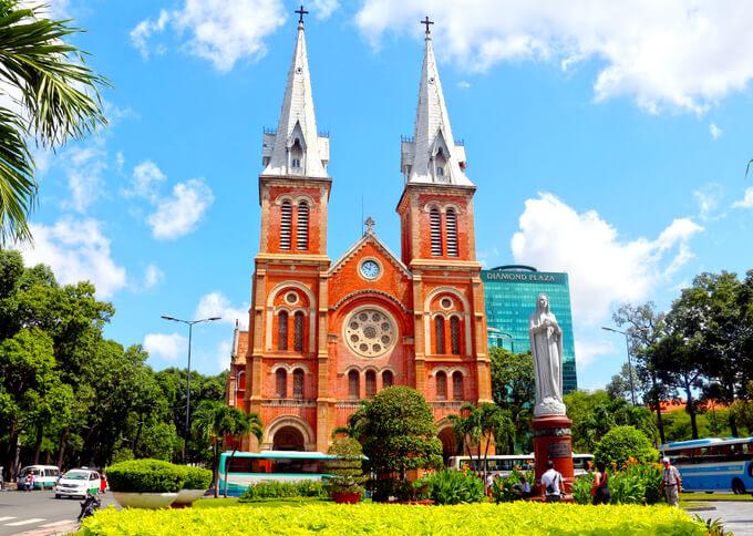 hình ảnh nhà thờ