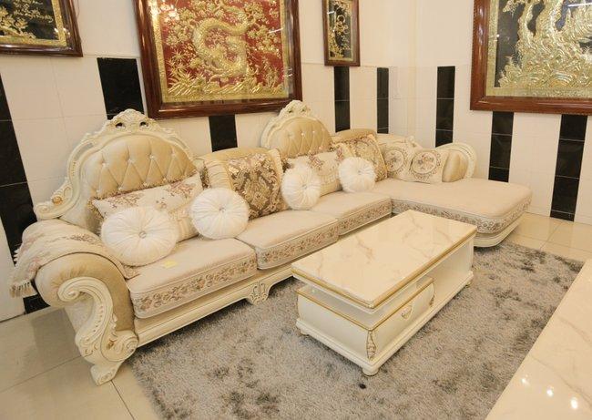 Những loại sofa phong cách tân cổ điển đẹp 2018