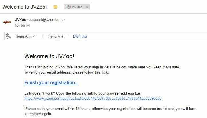 cách kiếm tiền với jvzoo