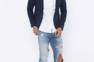 Cách phối hợp trang phục với áo Vest đen