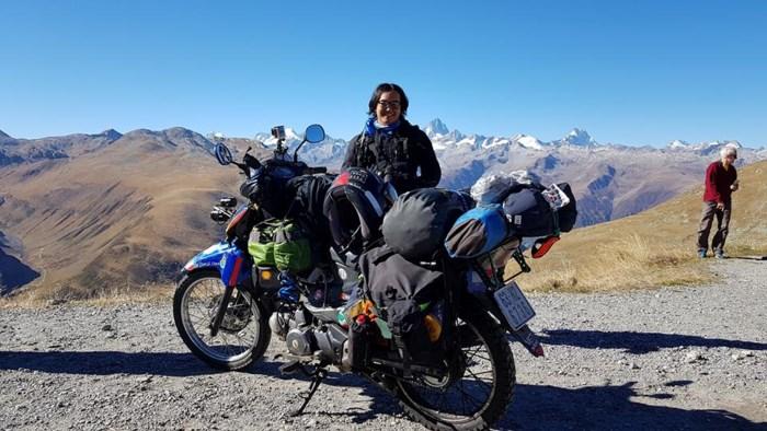 Hành trình phượt xe máy