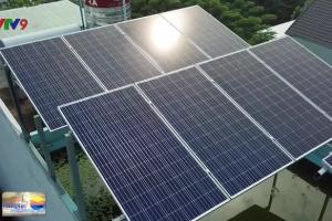 2.000 đồng/Kwh giá mua điện mặt trời
