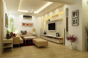 Xu hướng thiết kế nội thất phòng khách đơn giản không bao giờ lỗi mốt 11