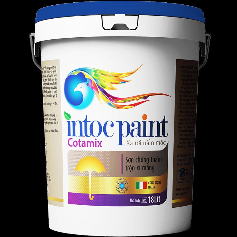 Giới thiệu sơn Intoc