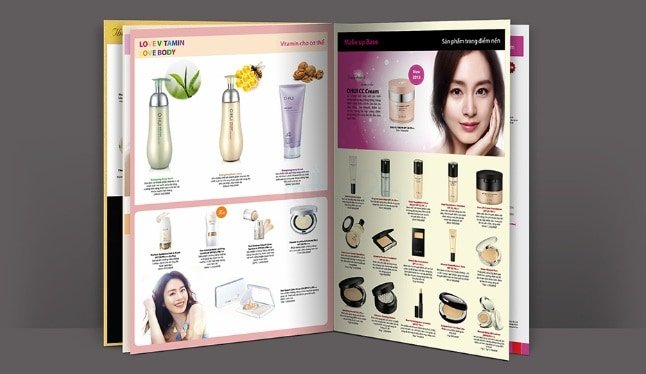 in ấn catalogue tphcm
