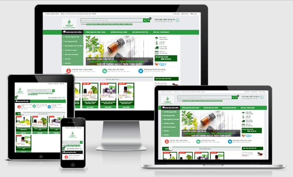 Các dịch vụ thiết kế website