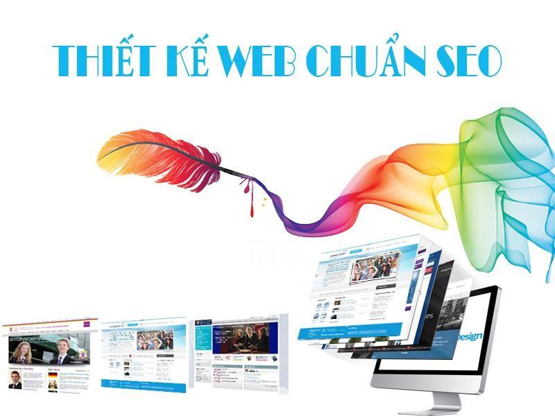 Giải pháp thiết kế website theo mẫu